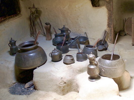 Baltit Fort Kitchen